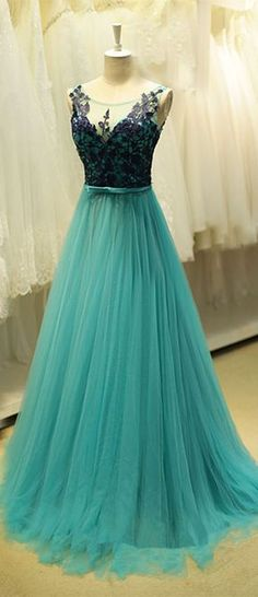 2016 prom dresses, elegant sweetheart bridesmaid dresses,deep green evening dresses,tulle prom dresses custom size long prom dress for teens, bridesmaid dress,ball gown