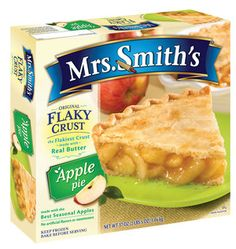 Mrs. Smith's Pies Only $0.50 With New Printable Coupon! - http://couponingforfreebies.com/mrs-smiths-pies-0-50-new-printable-coupon/
