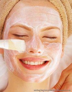 GET SMALLER PORES: egg whites to your face for 30 min to decrease pores.