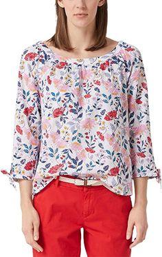 Sehr zu empfehlen  Bekleidung, Damen, Tops, T-Shirts & Blusen, Blusen & Tuniken Shirt Bluse, Blouse, Tops, Fashion, Tunic, Clothing, Women's, Summer, Moda