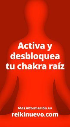 Escucha esta meditación guiada para activar y desbloquear tu chakra raíz: http://www.reikinuevo.com/meditacion-activar-desbloquear-chakra-raiz/