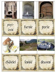JEU: Le Moyen-Age