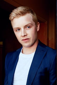 Noel Fisher for The Hollywood Reporter
