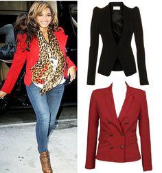 Blazer para diferentes tipos de cuerpos... Body Types, Blazer, Jackets, Outfits, Clothes, Women, Style, Google, Blog