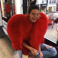 Kendall Jenner à Paris