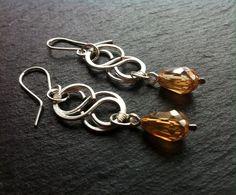 Celtic Link Earrings £6.00