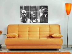 A Tribe Called Quest inch Colour Mosaic Wall Poster Rap Hip Hop A Tribe Called Quest, Hip Hop Party, The Grandmaster, Mosaic Wall, Poster Wall, Old School, Love Seat, Rap, The Originals
