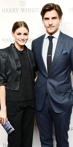 October 22, 2012 - Olivia Palermo and Johannes Huebl Couple Photos - What's Right Now - Fashion - InStyle