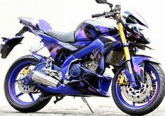 Gambar Modifikasi Motor Yamaha Vixion Keren