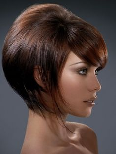 Pixie Cut with Side-Sweep Bangs