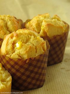 Secret Recipe Kenny Rogers' Corn Muffins...yummmy  http://nasilemaklover.blogspot.sg/2011/09/kenny-rogers-corn-muffins.html