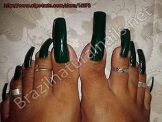 Long Toenails, Gorgeous Feet, Beautiful, Toe Nail Designs, Pedicures, Toe Nails, Manicure, Lifestyle, Sexy