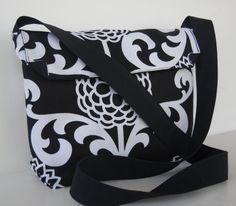 Messenger Bag  #messenger bag#crossbody bag#diaper bag#laptop#i pad#kindle#purse