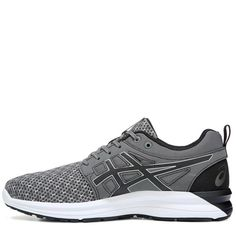 ASICS Men's Gel-Torrance Running Shoes (Grey/Black/Silver) - 11.0 D