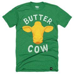 Iowa State Fair Butter Cow T-shirt - Preorder #iowastatefair #iowa