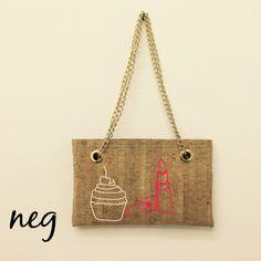 Dentro una #borsa puoi trovare qualsiasi cosa...