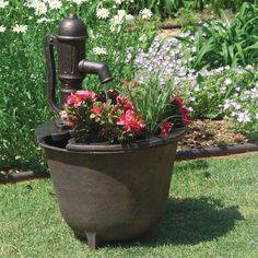 Tuscana Fountain Planter