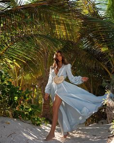Rocky Takes Tulum Vacation Outfits, Summer Outfits, Soul Clothing, Estilo Boho Chic, Mode Inspiration, The Dress, Evening Dresses, Fashion Looks, Vogue