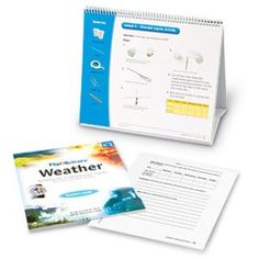 Learning Resources F4S Weather: Teacher's Guide and Center Book Learning Resources http://www.amazon.com/dp/1569113629/ref=cm_sw_r_pi_dp_gqYiub01MBZWM