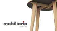 Venta de mobiliario para casa, restaurante, cafetería, bar, oficina, negocio. contacto@dimaq.org