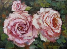 Cabbage+Roses+-