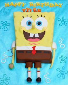 spongebob torta