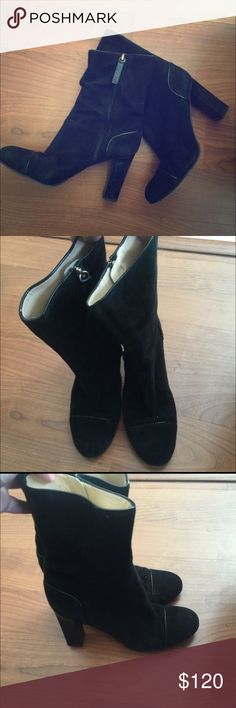 Kate Spade Kate Spade suede boots in great condition size 8 kate spade Shoes Ankle Boots & Booties