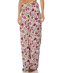 SHELL WOMENS CLOTHING TIGERLILY PANTS - T371372SHE