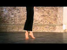 Jean Butler's Irish Dance MasterClass Lesson Part2 - warm-up