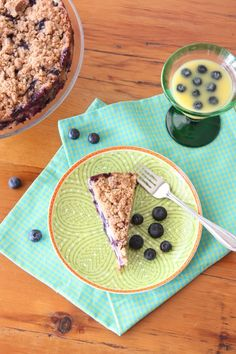 Blueberry Chobani Buckle