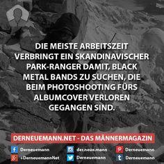 Park-Ranger #derneuemann #humor #lustig #spaß #sprüche #musik