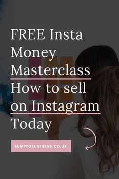 How to sell masterclass Find Instagram, Selling On Instagram, Instagram Tips, Social Media Digital Marketing, Social Media Tips, Online Marketing, Instagram Marketing Tips, Promote Your Business, Make More Money