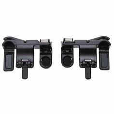 Butoane trigger Pubg Mobile, maneta controller gaming suport telefon Binoculars, Gaming, Videogames, Game
