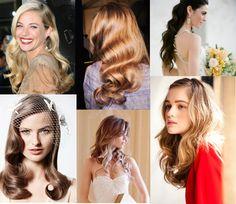 wedding hair- down