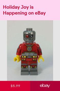 LEGO Minifigures Toys & Hobbies #ebay Deadshot, Lego Dc, Hobbies, Mint, Joy, Superhero, Holiday, Products, Vacations