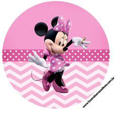 Uau! Veja o que temos para Rotulo Latinhas, Toppers e tubete Minnie Rosa Minnie Mouse Rosa, Minnie Mouse Stickers, Minnie Mouse Images, Mickey Mouse Art, Mickey Minnie Mouse, Mickey Safari, Minnie Mouse Playhouse, Minnie Mouse Birthday Decorations, Mickey Mouse Clubhouse Birthday