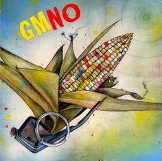 GMNO by #heatherscholl on #Etsy, $25.00