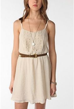 Couture Studded Sundress