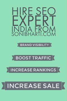 Hire Expert SEO Services at Sonibharti.com