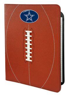 Dallas CowboysClassic NFL Football Portfolio - 8.5 x 11