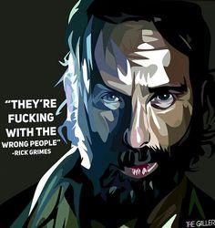 Rick Grimes | The Walking Dead (AMC)