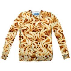 """""""Nothing beats a big ol' bowl of noodles! Ol, Ramen, Noodles, Beats, Youth, Fabric, Sweaters, Fashion, Tejido"""