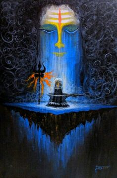 Maha Shivratri night is a perfect time for get blessings from lord Shiva. Maha Shivratri night is a perfect time for get blessings from lord Shiva. Lord Shiva Pics, Lord Shiva Hd Images, Lord Shiva Family, Shiva Art, Krishna Art, Hindu Art, Shiva Linga, Shiva Shakti, Karma