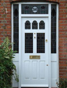 Exceptionnel London Doors, Front Door, Victorian / Edwardian Door Victorian Hallway,  Victorian Front Doors