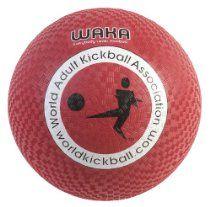 WAKA Official Kickball - Adult 10