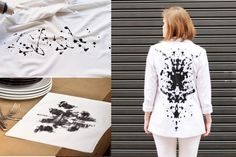 Who knew #ink blots could be so chic?! #trends #kollabora