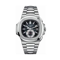 Patek Philippe Nautilus Men's Chronograph Watch - 5980/1A-014