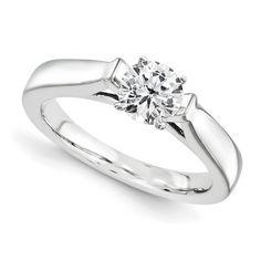 14kw Engagement Raw Casting