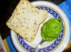 Pasta z awokado i rukoli Food And Drink, Bread, Ethnic Recipes, Brot, Baking, Breads, Buns