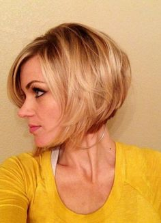 inverted bob hairstyle | Gorgeous Inverted Bob Haircuts 2015 Trends